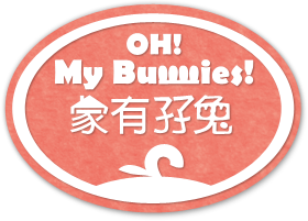 OH! My Bunnies! 家有孖兔!